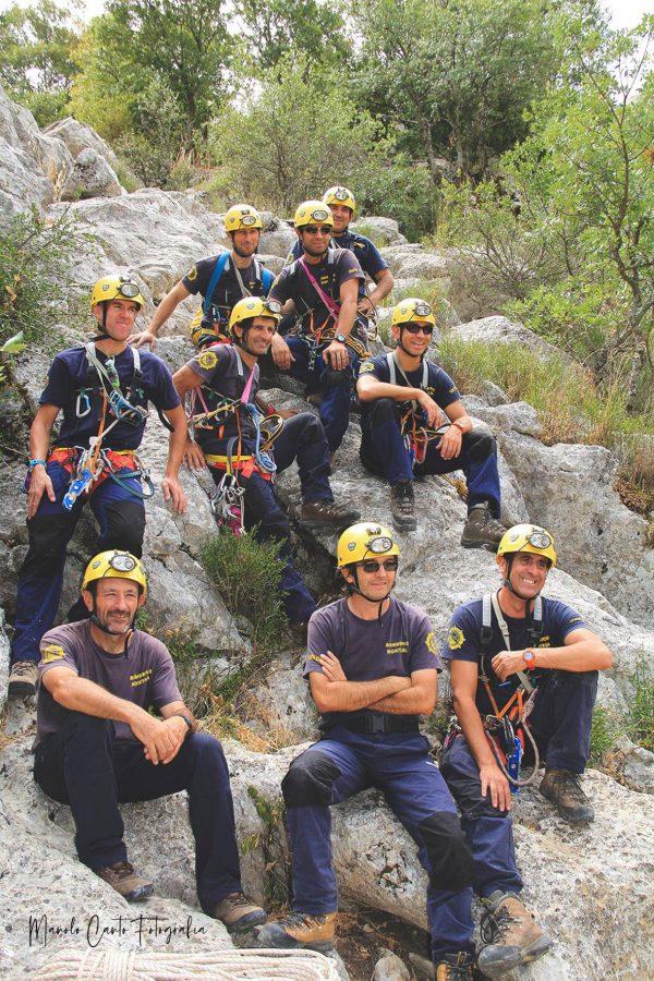 Grupo Rescate Montaña
